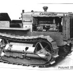 Caterpillar 22-1J Factory Image